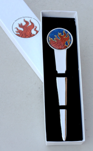 WaterFire Providence Letter Opener in Gift Box