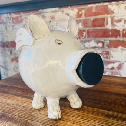 Piggy with Wings Bank