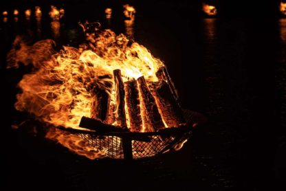 WaterFire Brazier